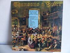 ENSEMBLE VOCAL D ILE DE FRANCE / LOUIS MARTINI / LES BALADINS Chansons a boire