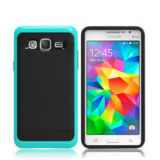 Shield Wave Line Slim Cover+PC Bumper Case for Samsung Galaxy On5 G550
