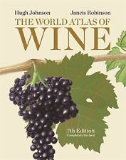 The World Atlas of Wine, 7th Edition, , Jancis Robinson, Hugh Johnson, Very Good
