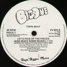 TWIN BEAT - Let's Pick Up The Pieces - Big One