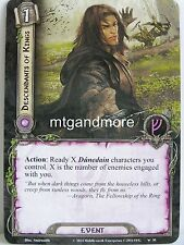 Lord of the Rings LCG - 1x descendants of Kings #030 - Escape from Mount gram -