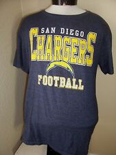 San Diego CHARGERS XL X-Large T shirt Combine ship w/Ebay cart