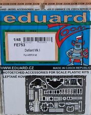 Eduard 1/48 FE753 Colour Zoom etch for the Airfix Boulton Paul Defiant Mk I Kit