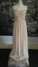 Dessy Dress (2961 Cameo) Bridesmaid, Prom, Ball,Cocktail etc RRP £200+