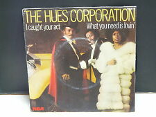 THE HUES CORPORATION I caught your act PB 9117