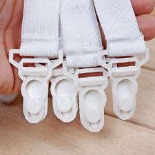 4Pcs Bettlaken Matratze Decken elastischen Halter Fastener Gripper Clip-Bügel
