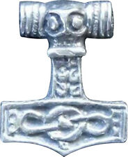 MJOLLNIR - THOR'S HAMMER PEWTER NECKLACE (HAND MADE IN ENGLAND) (27)