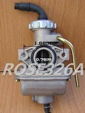 20mm Carb Carburetor For Honda XR75 XR80 XR80R XL75 XL80 Pit Dirt Motor Bike ATV