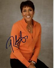 ROBIN ROBERTS Signed Autographed GOOD MORNING AMERICA Photo