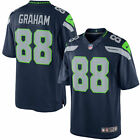 Seattle Seahawks Jimmy Graham College Navy Limited Jersey Football XXL NFL