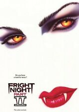 Fright Night 2 Repro Film POSTER