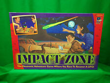 VINTAGE 1998 DaMert INPACT ZONE ALIEN BOARD GAME 100% Complete EXCELLENT