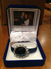 ROYAL WEDDING 2011 LIMITED EDITION BLUE WATCH    CERTIFICATE   IN GIFT BOX