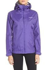 NWT  Womens Purple PATAGONIA Torrentshell Waterproof Rain Jacket hood Size Large
