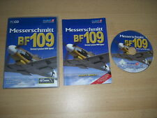 MESSERSCHMITT BF109 Pc Cd BF 109 Add-On Flight Simulator Sim X 2004 FSX FS2004