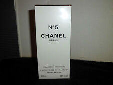Chanel No.5 Huile Intense Bath Oil Ladies Fragrance  400ml/13.5oz Rare