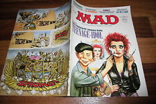 MAD  # 137 -- DON MARTIN BESUCHT: ZA-POINNG / Spion & Spionin / JAMMER vs KRAMER