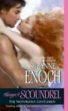 Always a Scoundrel by Suzanne Enoch (2009)Pb