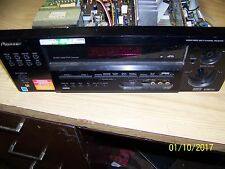 Pioneer VSX-D814-K Audio/Video MultiChannel Receiver FOR PARTS