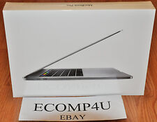 "NEW Apple MacBook Pro 15.4"" 512GB Laptop with Touchbar  MLH42LL/A October, 2016"