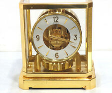AWESOME 1960's JAEGER LECOULTRE 528 ATMOS CLOCK #188,000 SWISS SERVICED WORKING