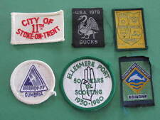 Foxcove Cumbria Stoke on Trent Ellesmere Port BucksGrimsby & Cleethorpes 6 Scout