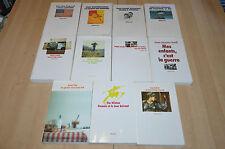 LOT 11 livres ECOLE DES LOISIRS // série 100% MEDIUM Club