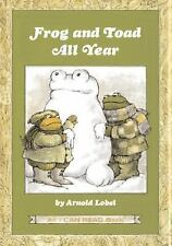 I Can Read Level 2: Frog and Toad All Year by Arnold Lobel (1976, Hardcover)