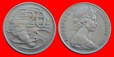 20 CENTIMOS 1974 AUSTRALIA-18333