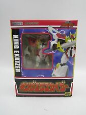 Yusha Series Brave Exkaiser King Exkizer Sunrise Mega Action Figure CM'S Japan