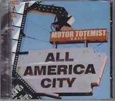 MOTOR TOTEMIST GUILD all america city (Rotary Totem CD)