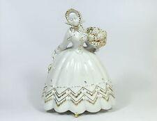 Grand important Figure en porcelaine Fraureuth À 1900 monogrammé Figurine