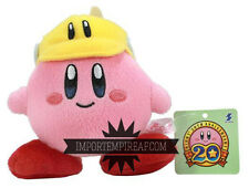 KIRBY LAMA PELUCHE portachiavi cellulare plush Adventure cutter Trancheur 3ds