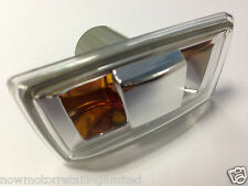 GENUINE VAUXHALL ASTRA H / ZAFIRA B / CORSA D RH SIDE REPEATER INDICATOR LENS