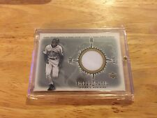Seattle Mariners Ichiro Global Swatch UD 01 Jersey Card