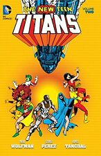 NEW TEEN TITANS VOL 2 TPB GEORGE PEREZ