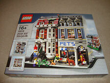 NEW & Hard To Find - LEGO Modular 10218 Pet Shop - BNIB + FREE P&P
