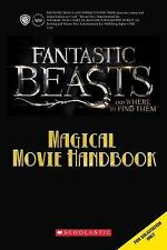Magical Movie Handbook (Fantastic Beasts and Where to Find Them) by Michael Kog