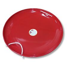 "Flexible Flyer Steel Snow Saucer 26"" Diameter Sled Disc"