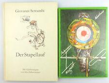 2 libri: antenne agosto di Kurt David, il varo di G. Sercambi e921