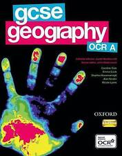 GCSE Geography for OCR A Student Book: Students Book,ACCEPTABLE Book
