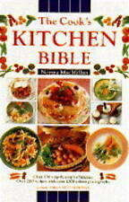 Cookbook THE COOK'S KITCHEN BIBLE Norma MacMillan