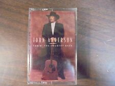 "NEW SEALED ""John Anderson"" Takin The Country Back  Cassette Tape (G)"