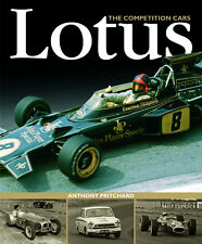 Lotus Competition Cars (Team 11 23 25 49 72 78 79 Chapman racing F1) Buch book