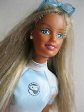 EXC Mattel Barbie Doll 2004 Scented Surfer Cali Girl w/Clothes Honey Blonde Hair