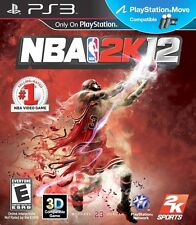 NBA 2K12  - Sony Playstation 3 Game
