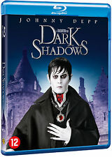DARK SHADOWS BLU RAY - NEW IN STOCK