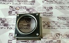 Ford Escort Mk1/Mk2 Steel Gearstick Surround and Removable Alloy Gaiter Plate
