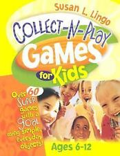 Collect-n-play Games For Kids (Teacher Training Series) by Lingo, Susan