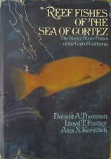 Reef Fishes of the Sea of Cortez - The Rocky-Shore Fishes of the Gulf of Calif.